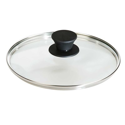 "Lodge ® 8"" Tempered Glass Lid"