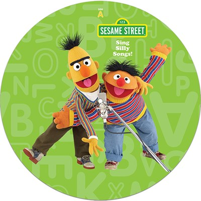 Sesame Street Sing Silly Songs - LP