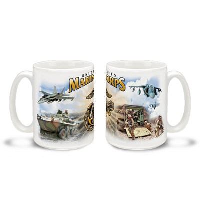 U.S. Marines Coffee Mug