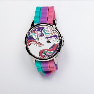 Children's Unicorn Spinner Watch