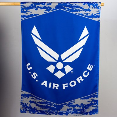 U.S Air Force Vertical Flag