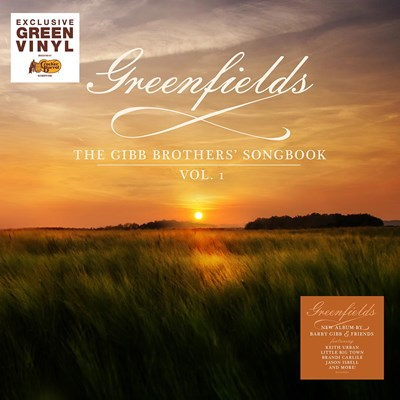 Greenfields: The Gibb Brothers' Songbook Vol 1