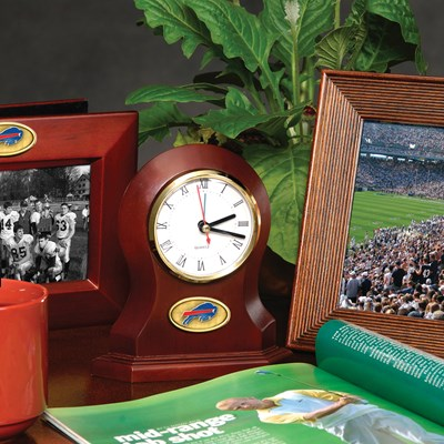 Buffalo Bills Desk Clock