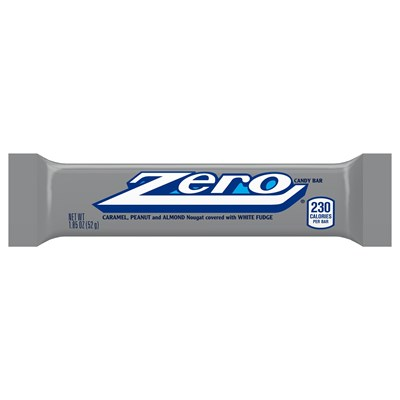 Zero Candy Bars - 24 Count