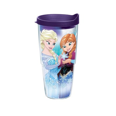 Disney Frozen Anna and Elsa Magic 24 Oz. Tumbler