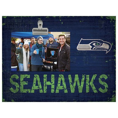 Seattle Seahawks - Team Clip Frame