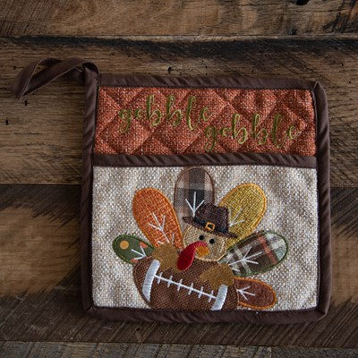 """Gobble"" Pot Holder"