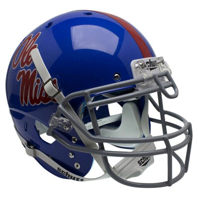 Ole Miss - Authentic Helmet