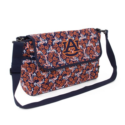 Auburn - Bloom Messenger Crossbody Purse