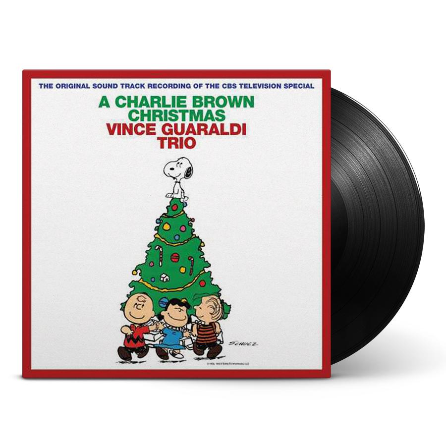 Vince Guaraldi Trio - A Charlie Brown Christmas Soundtrack Vinyl ...
