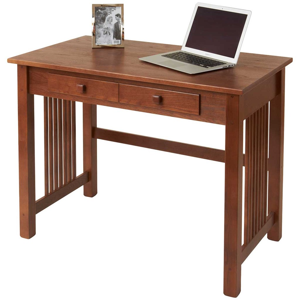 Manchester Wood Mission Style Desk