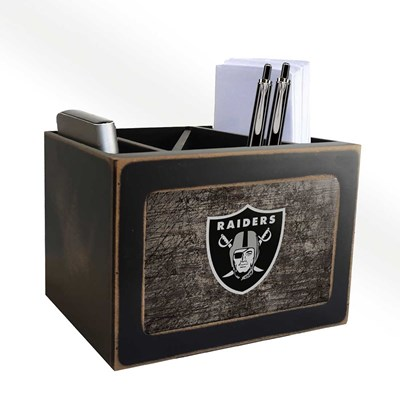 Oakland Raiders - Desktop Organizer