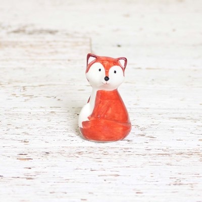 Mini Fox Pepper Shaker