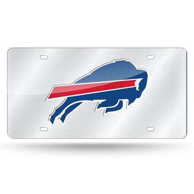 Buffalo Bills Laser License Plate