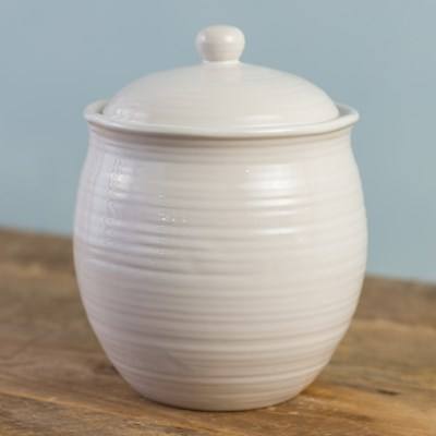 Oh Gussie! Stoneware Cookie Jar