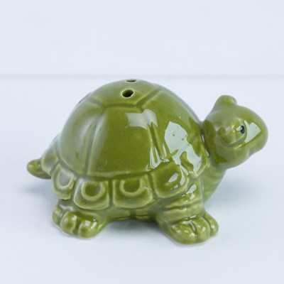 Mini Turtle Salt Shaker