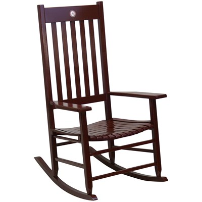 Team Color Rocking Chair - Alabama