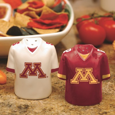 Jersey Salt & Pepper Shaker Set - Minnesota