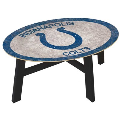 Indianapolis Colts - Team Color Coffee Table