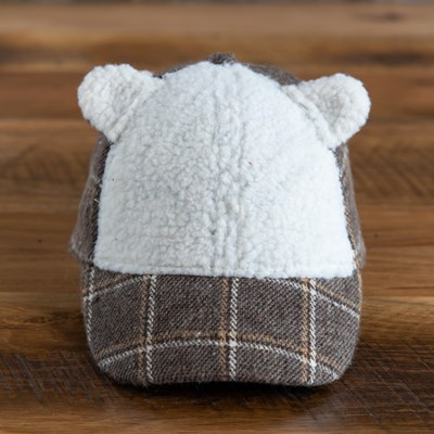 Infant Bear Ear Hat