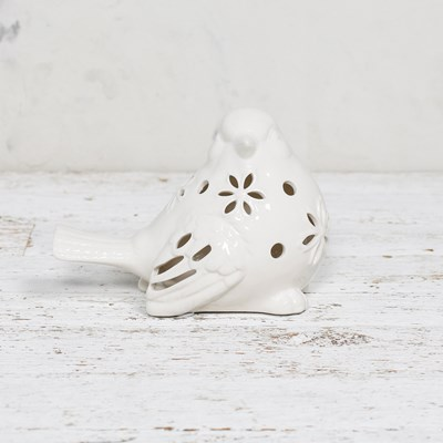Ceramic Bird Accent Light