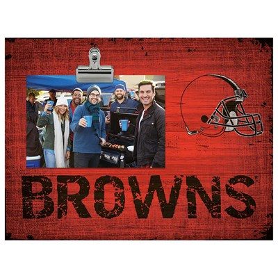 Cleveland Browns - Team Clip Frame