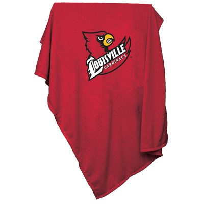 Sweatshirt Throw Blanket - Louisville
