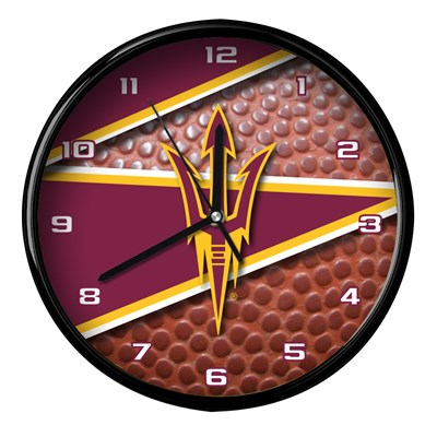 Arizona State - Football Clock