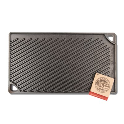 Reversible Lodge ® Cast Iron Griddle