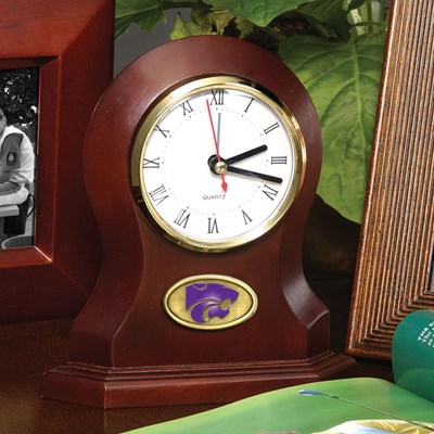 Desk Clock - Kansas State