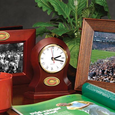 Chicago Bears Desk Clock