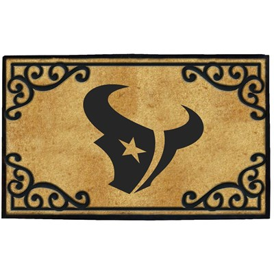 Houston Texans Full Size Doormat