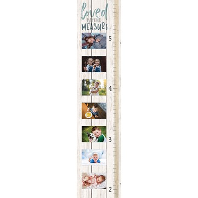 """Loved Beyond"" Photo Frame"