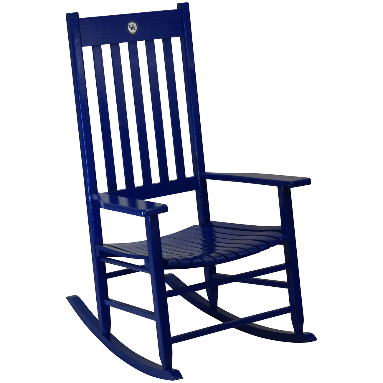 Phenomenal Team Color Rocking Chair Kentucky Gmtry Best Dining Table And Chair Ideas Images Gmtryco