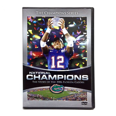 National Champions: The Story of the 2006 Florida Gators DVD