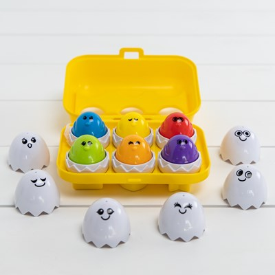 Peek-N-Peep Eggs