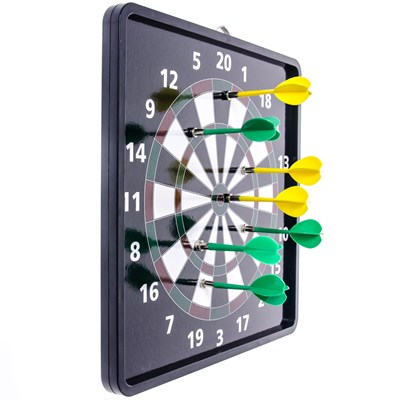 2-Sided Magnetic Dart Board