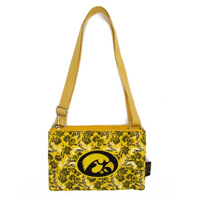 Iowa - Cross Body Bloom Purse