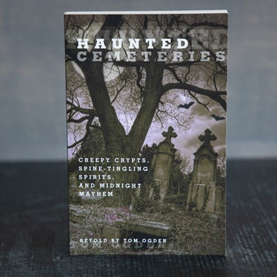 Haunted Cemeteries Book