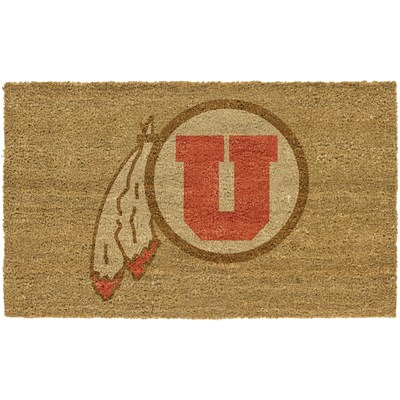 Color Logo Doormat - Utah