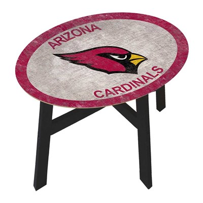 Arizona Cardinals - Team Color Side Table