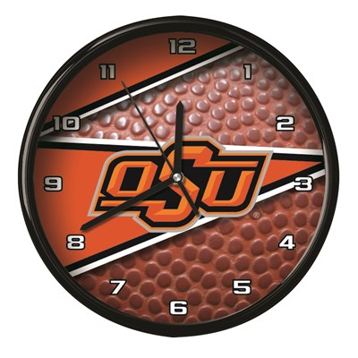 Oklahoma State - Football Clock
