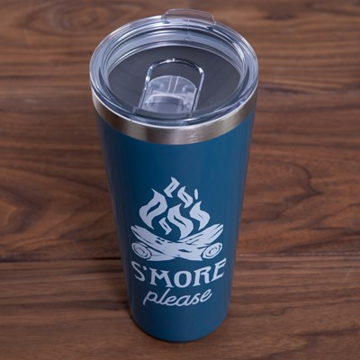 """S'more Please"" 32oz. Tumbler"