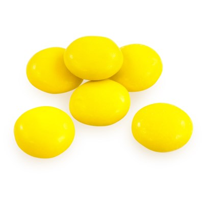 Yellow Milk Chocolate Gems - 1.5lbs.