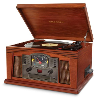 Crosley ® Lancaster Bluetooth Entertainment Center