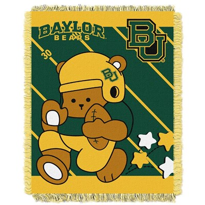 Baby Woven Throw Blanket - Baylor