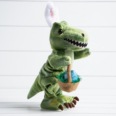 Animated Easter Dino