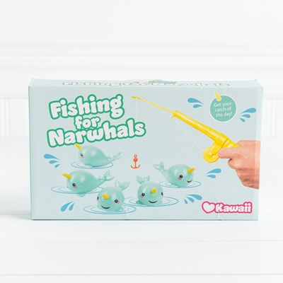 Fishing for Narwhals Game