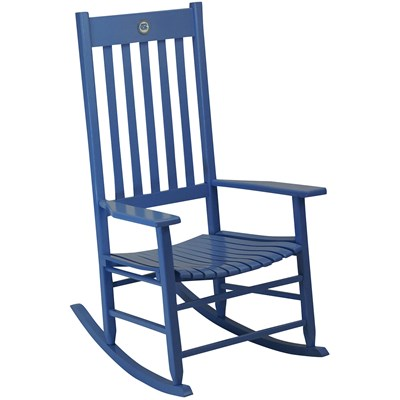 Team Color Rocking Chair - North Carolina