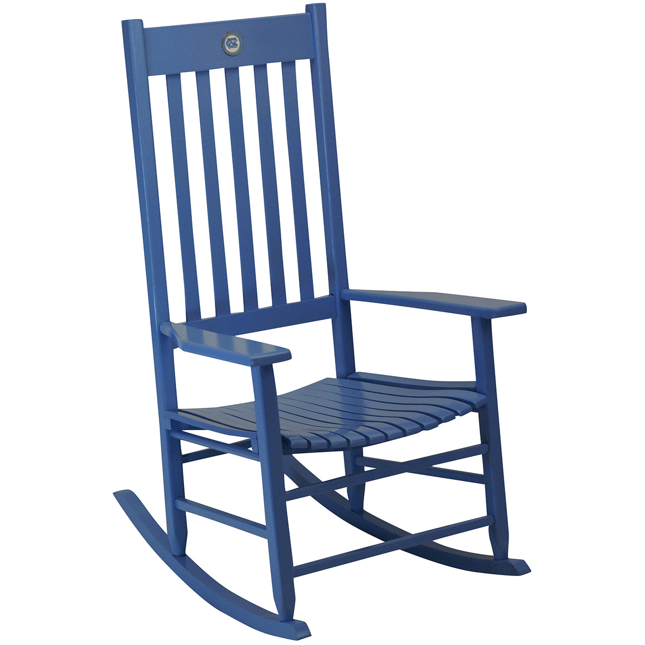 Genial Team Color Rocking Chair   North CarolinaTeam Color Rocking Chair   North  Carolina ...